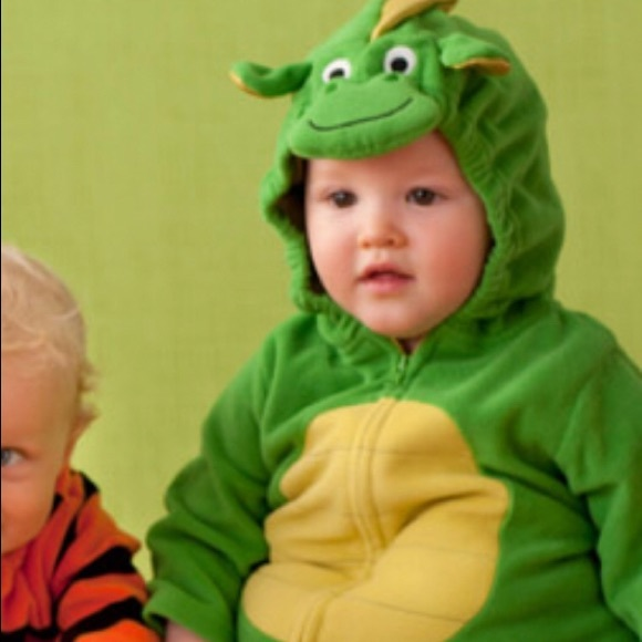 Carteru0027s Dragon Bubble Costume  sc 1 st  Poshmark & Carteru0027s Costumes | Carters Dragon Bubble Costume | Poshmark